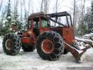 Skidder thats way too big
